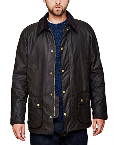 Barbour Mens Ashby Coat, M
