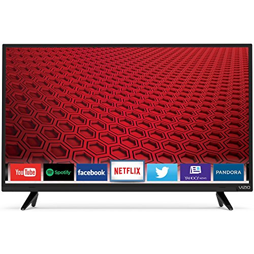 VIZIO E48-C2 48-Inch 1080p 120Hz Smart LED TV (Refurbished)