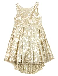 Biscotti Girls' Royal Treatment High-low Dress, Sizes 5-16