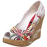 Ed Hardy Women's Casablanca Wedge Pump