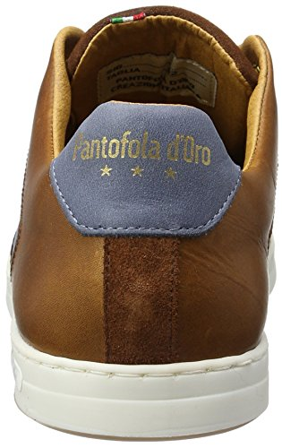 Pantofola d'OroAuronzo Uomo Low - Zapatillas de casa Hombre, color marrón, talla 43