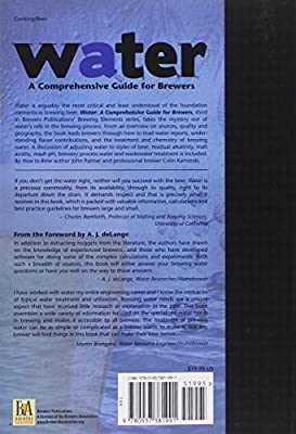 Water: A Comprehensive Guide for Brewers (Brewing Elements) by Brewers Publications