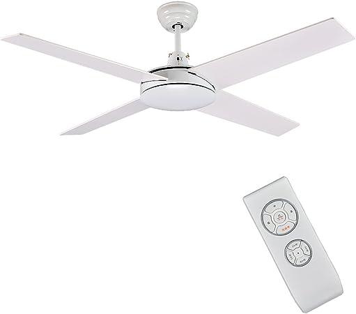 Luz del ventilador LQ 42 Pulgadas 48 Pulgadas Minimalista Moderno ...