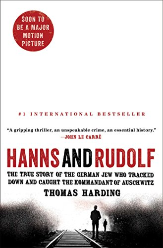 Amazon hanns and rudolf the true story of the german jew who hanns and rudolf the true story of the german jew who tracked down and caught fandeluxe Images