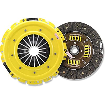 ACT ZX2-HDSS HD Pressure Plate with Performance Street Sprung Clutch Disc: Automotive
