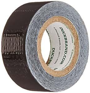 ShurTech MDT-2309 Mini Duck Tape, 0.75 by 15-Feet, Black