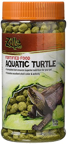 Zilla Reptile Aquatic Fortified 6 Ounce