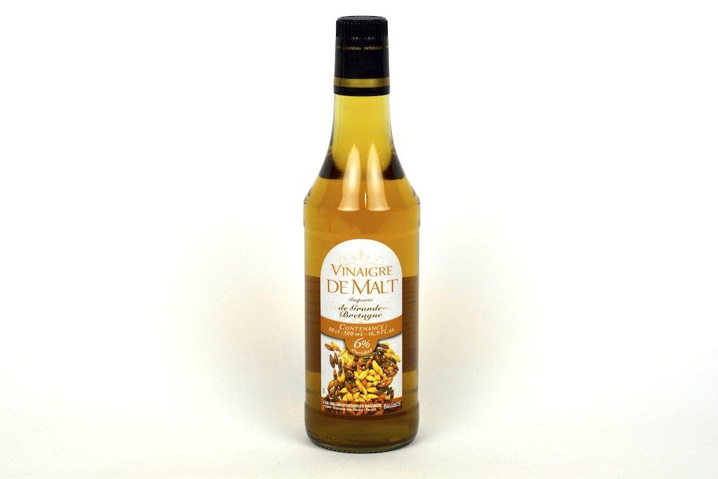 Moutarde de Meaux Malt vinegar 6% 50cl Case of 6 Units - Wholesale