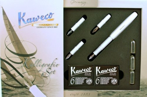 Kaweco Sport Classic Calligraphy Set white by Kaweco (Image #4)