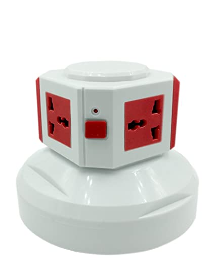 Review Woljay Tower Surge Protector