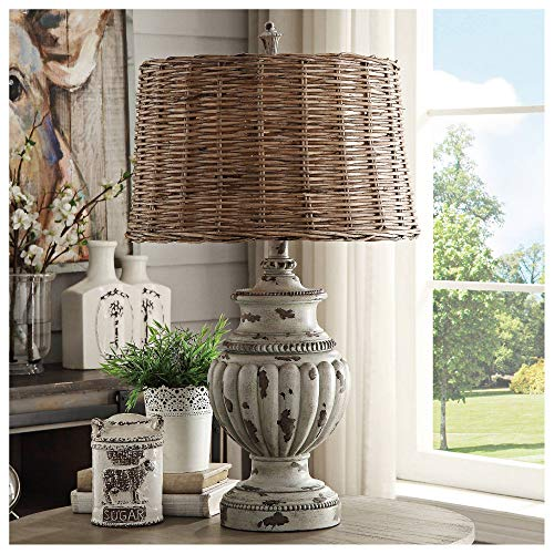 Crestview Collection Adeline French Blue Table Lamp from Crestview Collection