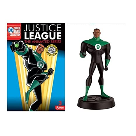 Amazon com: Justice League The Animated Series Green Lantern