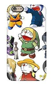 MiaYDUB1930lRMyv Case Cover Doraemon Iphone 6 Protective Case