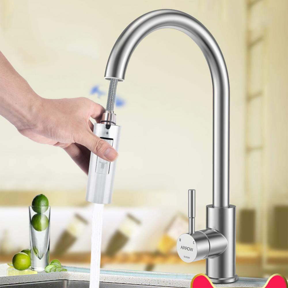 Pi/èces de rechange pour buse de douche Robinet de cuisine coulissant Petite douche Buse /à deux fonctions /à main