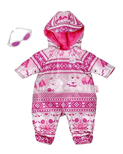 Zapf Creation 821381 - Babypuppen und Zubehör - Baby born - Deluxe Schnee Set