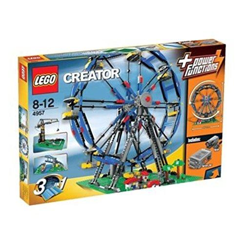 LEGO Creator 4957 Riesenrad 3 in 1 B000NCI3I6 Bau- & Konstruktionsspielzeug Fuxin | Ein Gleichgewicht zwischen Zähigkeit und Härte