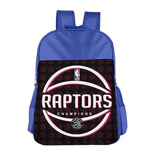 toronto-raptors-champion-basketball-kids-school-backpack-bag-royalblue
