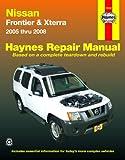 Nissan Frontier and Xterra, '05-'08, John H. Haynes, 1563927020