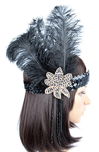 Halloween Costume Accessory Womens Fashion Retro Fascinator with
