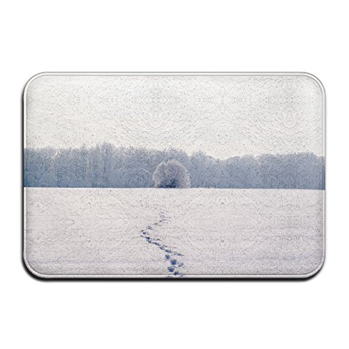 Skkoka Super Absorbent Mat Interior And Exterior Decorative Carpet Doormat Bathroom 40x60 -