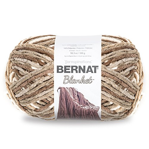 Bernat Blanket Yarn, Sonoma (Yarn Bee Brand Yarn)