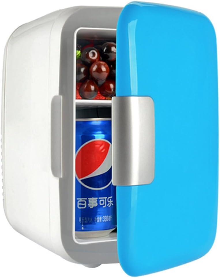 blu VORCOOL Mini Frigorifero Raffreddamento e Riscaldamento Elettrico Portatile per auto campeggio esterno 4l