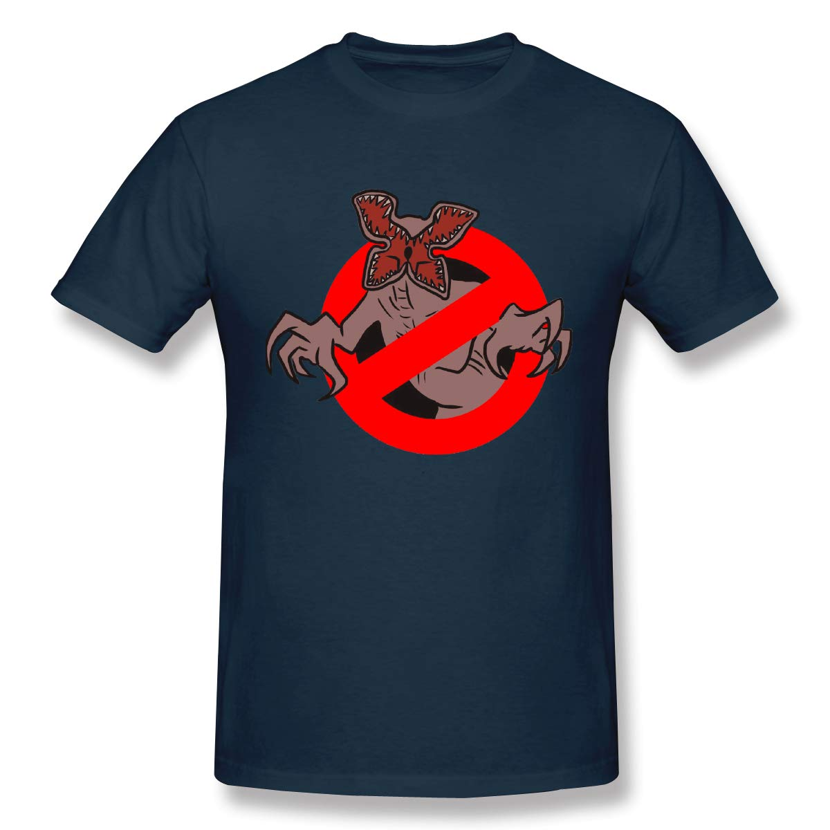 Gallagher Stop Demogorgon Busters Casual T Shirt Short Sleeve Tee For
