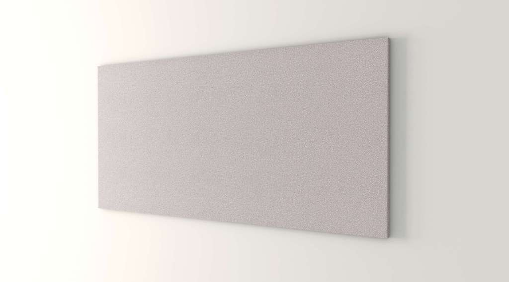 Obex 36X60-TB-R-OV 36'' x 60'' Obex Rectangle Tackboard, Overcast, 36'' x 60''