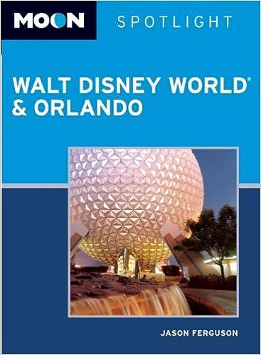 Book Moon Spotlight Walt Disney World and Orlando