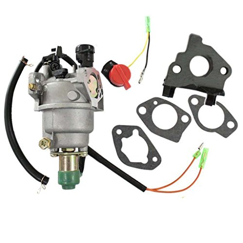HURI Carburetor Carb + Intake Manifold + Gaskets For Honeywell HW5500 Generator 337cc 100924A HW6200 Generator 389cc 100925A Cyber Monday 2017