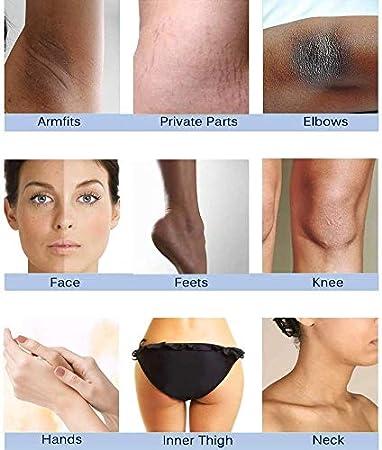 Skin Whitening Cream,Crema Aclaradora,Blanqueador Crema,Crema blanqueadora corporal,aclara el tono de la piel,blanquea e hidrata,Eficaz para Axilas,Rodillas,Codos, Zonas Sensibles y Privadas