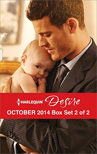 Harlequin Desire October 2014 Box Set 2 Of 2 The Child They Didn