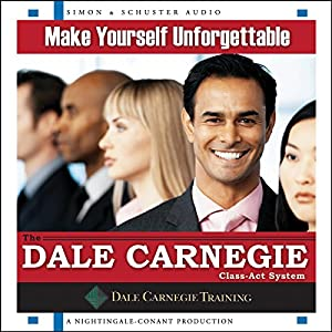 Make Yourself Unforgettable Audiobook