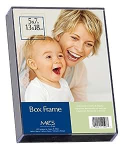 MCS 5x7 Inch Clear Box Frame (11507)