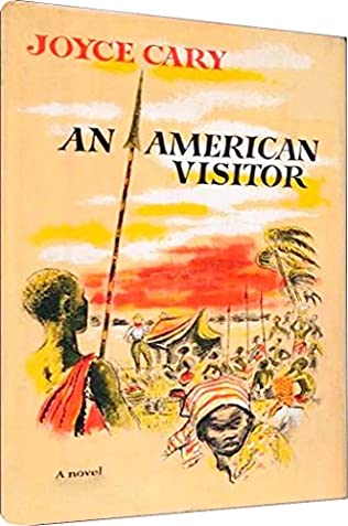 book cover of An American Visitor