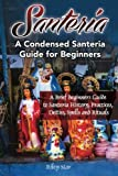 Santeria: A Brief Beginners Guide to Santeria History, Practices, Deities, Spells and Rituals. A Condensed Santeria Guide for Beginners
