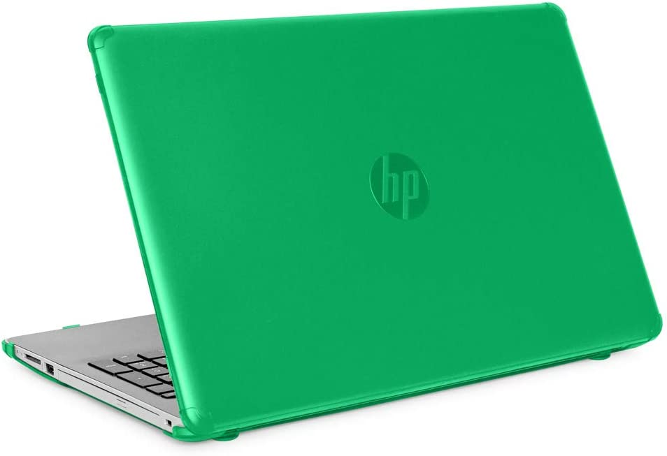 "mCover Hard Shell Case for 15.6"" HP 15-DA0000 Series (15-DA0000 to 15-DA9999) Notebook PC (NOT Fitting Other HP 15"" Pavilion or Envy laptops) - HP-15DA Green"