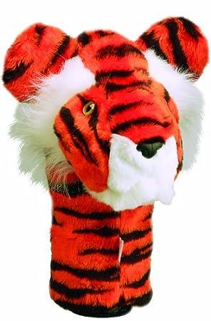 Daphnes Tiger - Funda creativa para palos de golf: Amazon ...