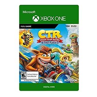 Crash Team Racing Nitro-Fueled: Digital Standard Edition - [Xbox One Digital Code]