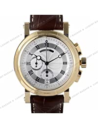 Marine automatic-self-wind mens Watch (Certified Pre-owned). Breguet