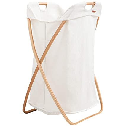 Foldable Laundry Basket Dirty Clothes Storage Bags for Bathroom Bedroom