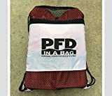 Rethreads PFD In A Bag Backpack Kit -White