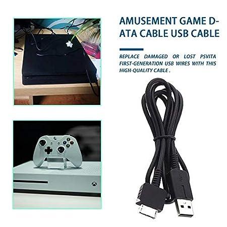 ningbao951 Cable de Cargador de Carga USB 2 en 1 para Sony ...
