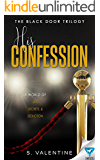 His Confession (The Black Door Trilogy Book 1)