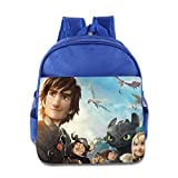 Kids How To Train Your Dragon School Backpack Funny Children School Bags