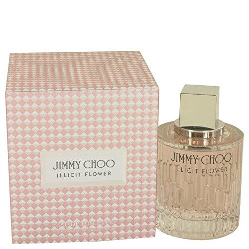 1aa9e92289bd ... jimmy choo below for you to check out. (click photo to check price). 1.   BSE  ǰimmy ĉhoo Illícït Flower Perfume For Women 3.3 oz Eau De Toilette  Spray ...