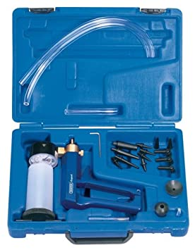 Vehicle Tools Draper Expert 68714 Vacuum Pump/Brake Bleeding Kit