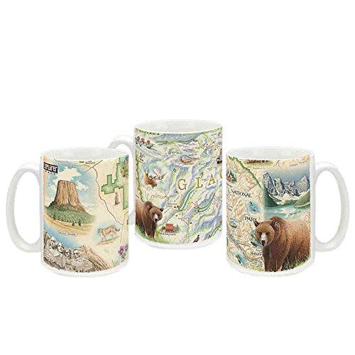 - National Park Mugs, Great Smoky Mtns, Individual Mug