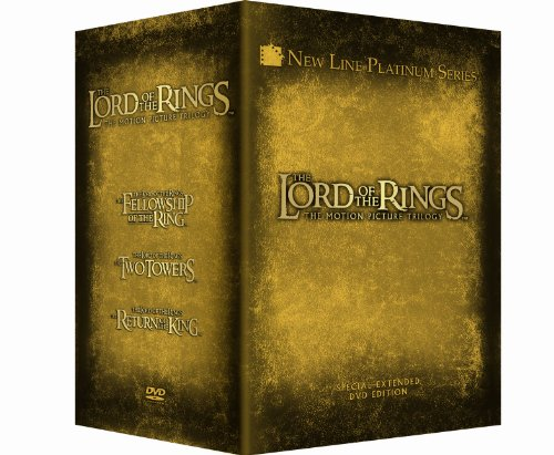 The Lord of the Rings: The Motion Picture Trilogy (Special Extended Edition) by Warner Manufacturing