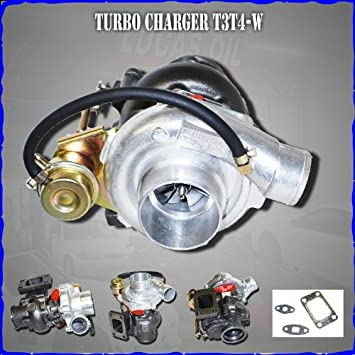 Twin Turbo Charger T3 T4 Hybrid T04E wastegated V Band